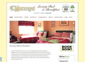 Chimneys Bed and Breakfast, North Walsham