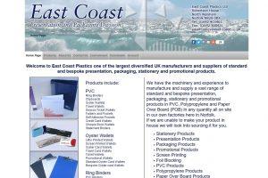 East Coast Plastics, North Walsham