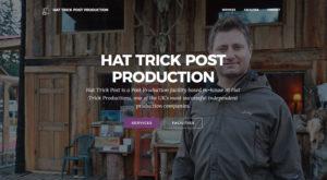 Hat Trick Post Production - https://hattrickpost.com