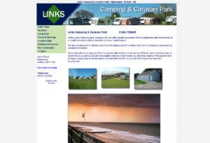 Links Camping and Caravan Park - Mundesley