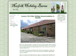 Norfolk Holiday Barns - Witton