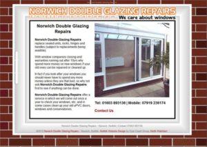 Norwich Double Glazing Repais