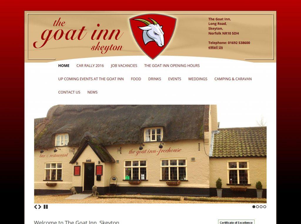 The Goat Inn at Skeyton