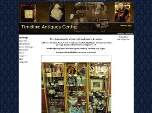 Timeline Antiques Centre - North Walsham