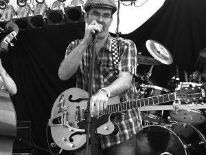 Wayne Beauchamp Guitar