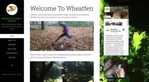 Wheatfen Forest School