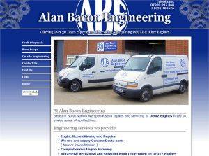 Alan Bacon Engineering, North Walsham