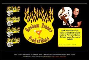Graham Fraser Guitar School