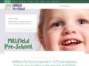 Millfield Pre-School, North Walsham