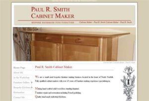 Paul R. Smith - Cabinet Maker