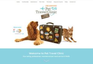 Pet Travel Clinic - http://www.pettravelspecialists.com.au