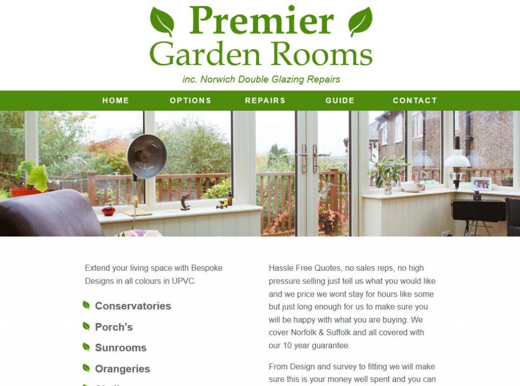 Premier Garden Rooms