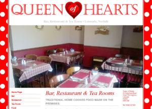 Queen of Hearts, Lenwade, Norfolk