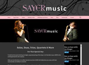 Sayer Music - https://www.sayermusic.co.uk