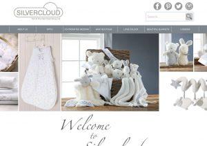 Silvercloud Baby Bedding