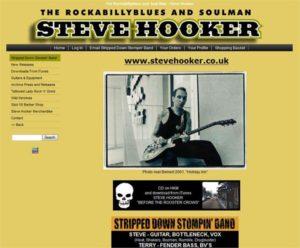 Steve Hooker - Rockabilly & Blues