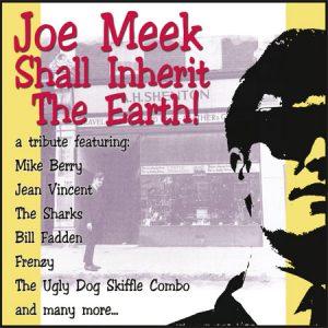 "WSRC007 - ""Joe Meek shall inherit the earth 1"" compilation CD album"
