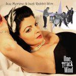 "WSRC037 - Sue Moreno & Jack Rabbit Slim ""One Track Mind"" CD album"