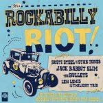 "WSRC098 - ""Rockabilly Riot #1"""