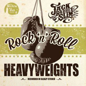 "WSRC EP07 - Jack Rabbit Slim ""Heavyweights"" coloured 10 inch vinyl EP"