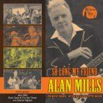 """WSRC MLP10 - """"Alan Mills - Never Forgotten"""" 10"""" vinyl LP"""