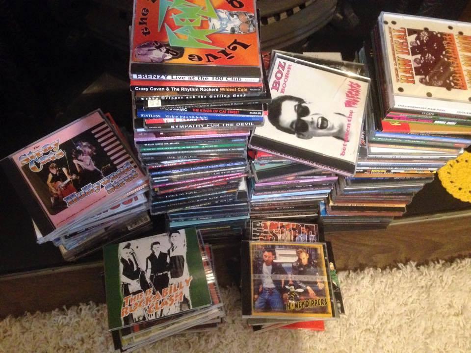 Raucous Records CDs
