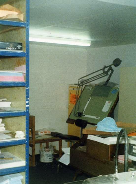 Rainbow Press, Worstead - 1986