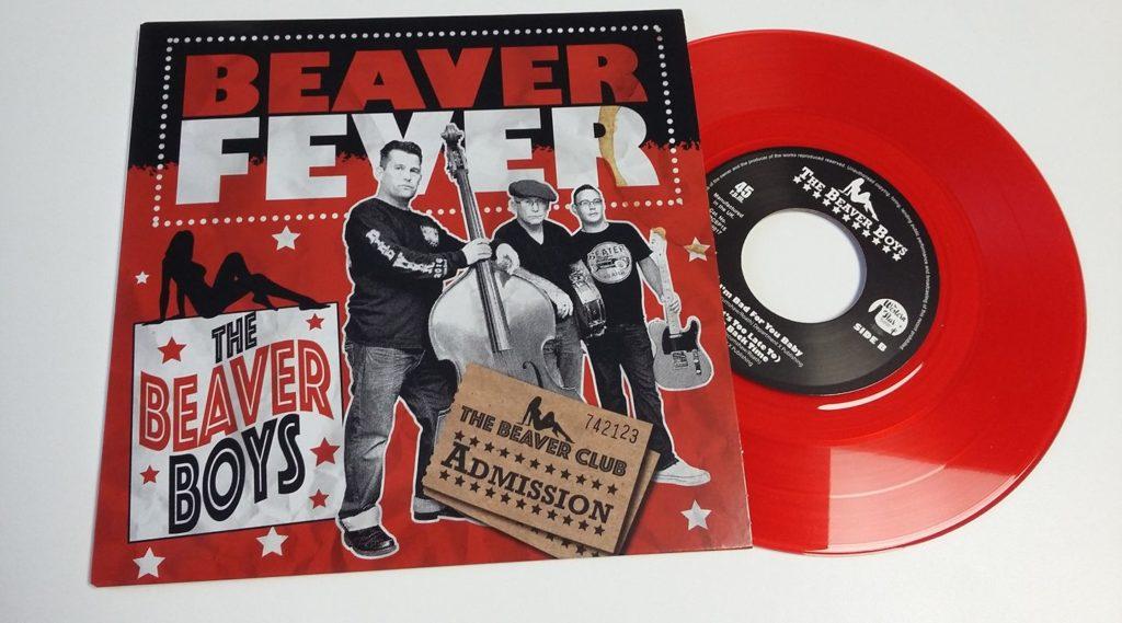 Beaver Boys EP