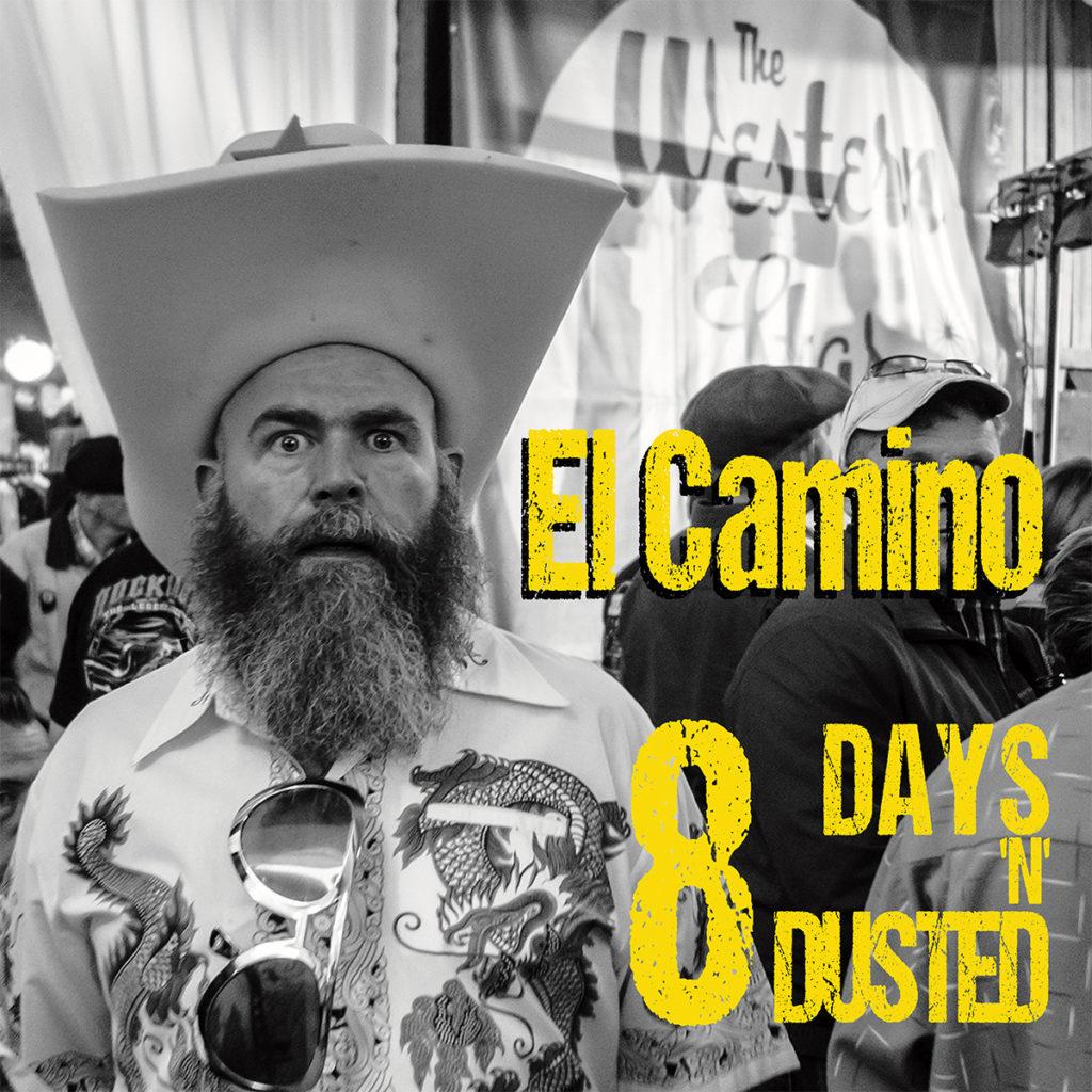 WSRC122 - 8 Days 'n' Dusted by El Camino