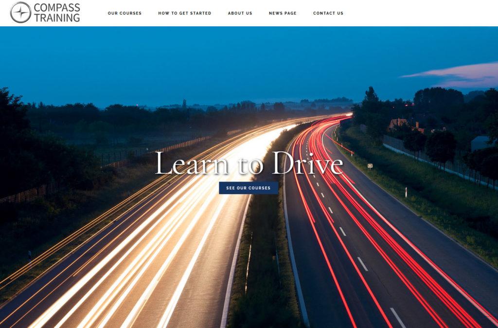 Compass Training Website