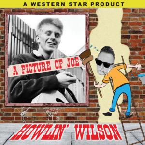 A Picture of Joe - Joe Brown Tribute vinyl EP by Howlin' Wilson