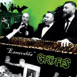 Esmeralda EP from The Gruffs on green vinyl!!