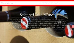 Austrian Wine Company Screen