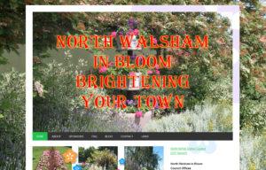 North Walsham in Bloom screen