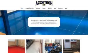 Azzotech Ltd resin flooring