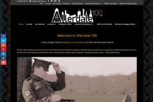 Allerdale 100 website