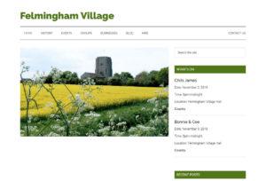 Felmingham Village Website