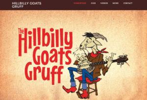 Hillbilly Goats Gruff website