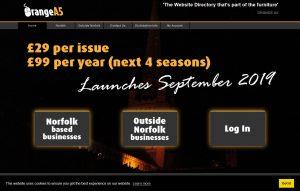 orangeA5 Directory