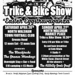 Trike and Bike Poster