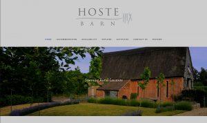 Hoste Barn Holiday Accommodation Norfolk