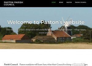 Paston Parish Council