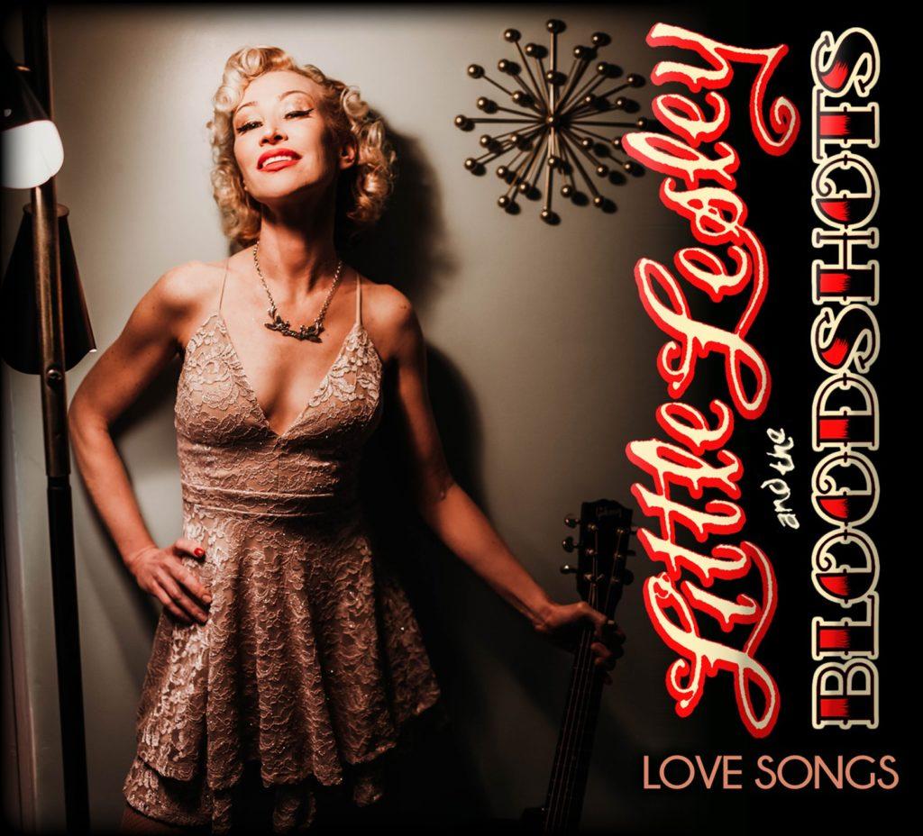 Little Lesley & the Bloodshots 'Love Songs' CD