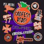 Sadfest 2020 T-Shirt arwork