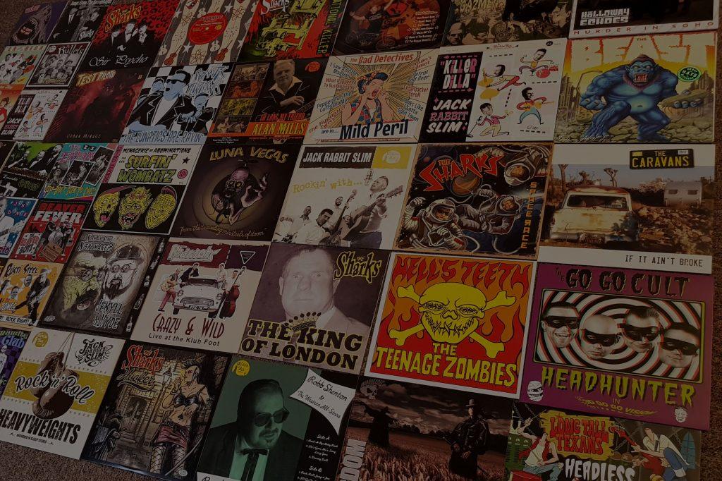 Western Star Vinyl covers
